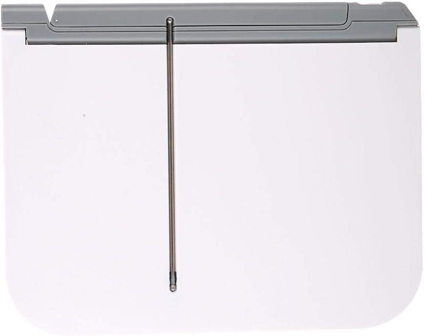 Fdit Plastic Adjustable Book Holder Tray Reading Rest Cook Book Document Stand Holder Desktop Book Stands Books Shelf