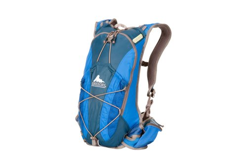 Gregory Diablo 6 Daypack, Cobalt Blue, One Size, Outdoor Stuffs