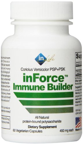 inForce Builder Support Coriolus Versicolor product image