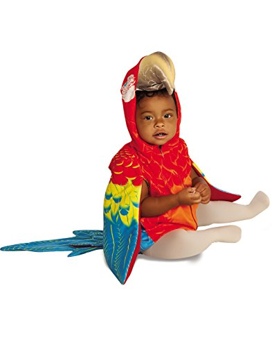[Rubie's Costume Co. Baby Parrot Costume, As Shown, Infant] (Parrot Halloween Costumes Baby)