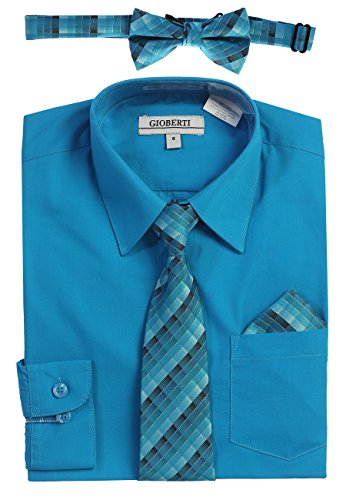 Gioberti Sleeve Dress Shirt Accessories product image