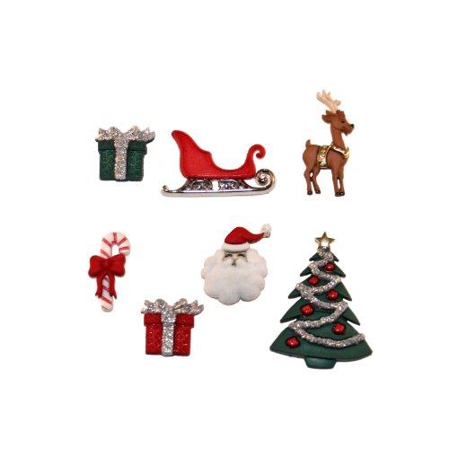 Dress It Up 2464 Christmas Eve Embellishment