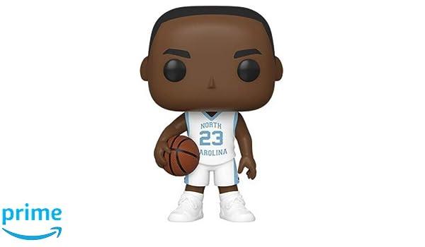 Funko 46788 Pop Balón de Baloncesto: UNC-Michael Jordan(Away ...