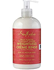SheaMoisture Fruit Fusion Coconut Water Weightless Creme Rinse by Shea Moisture