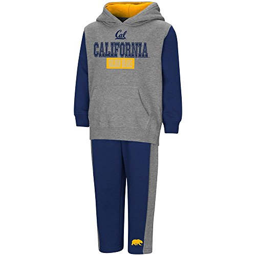 (Toddler Cal Berkeley Golden Bears Pull-over Hoodie and Sweatpants Set - 5T )