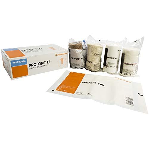 Smith & Nephew Profore Multi-Layer High Compression Bandaging System 1 - Bandage Layer 4 Compression