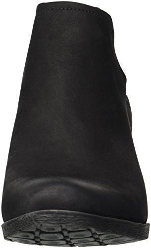 Impermeabile Pioggia Blondo Donne Nero Victoria Nubuck Delle Scarpa A4TEqE