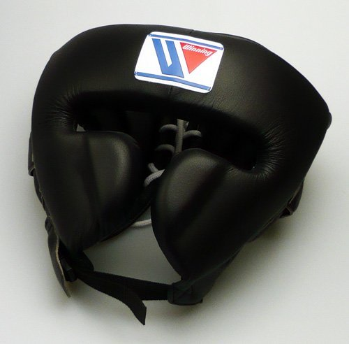 WINNING Headgear Fg2900 (Black, Medium)