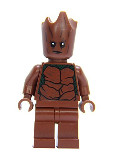 Lego Marvel Super Heroes Avengers Infinity War Minifigure   Teen Groot  76102
