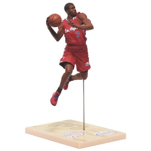 NBA Los Angeles Clippers McFarlane 2012 Series 21 Chris Paul (2) Action Figure Atlanta Hawks Player Series