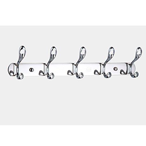 Stainless steel hooks/ bathroom hooks/Wall-mounted Robe Hook/ Towel hook/coat and hat hook -F 80%OFF