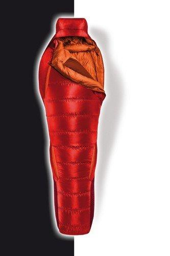 SALEWA Phantom 3d Flex 14 Xl Sb - Saco de dormir de plumón rojo mars red Talla:LEFT: Amazon.es: Ropa y accesorios