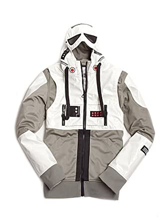 Amazon.com: Marc Ecko Star Wars Hoth AT-AT Pilot Hooded