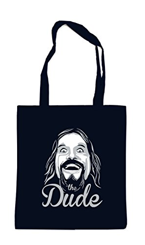 The Dude Stofftasche Black Certified Freak