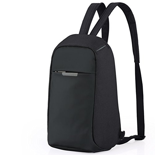 Bag Chest Single Bag Shoulder Canvas Men's Anti Color G Theft Multipurpose Backpack A Bag Messenger EZwtwAq