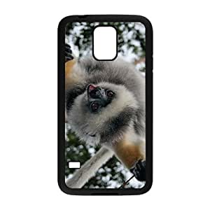 Cute Monykey Hight Quality Plastic Case for Samsung Galaxy S5