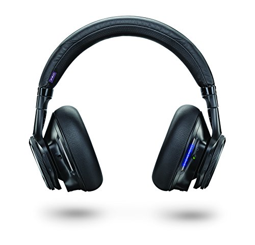Plantronics BackBeat PRO Wireless Noise Canceling Hi-Fi Headphones with Mic - Compatible with iPhone, iPad, Android, and Other Smart (Best Plantronics Tablet Phones)