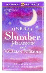 Herbal Slumber Natural Balance 60 Caps