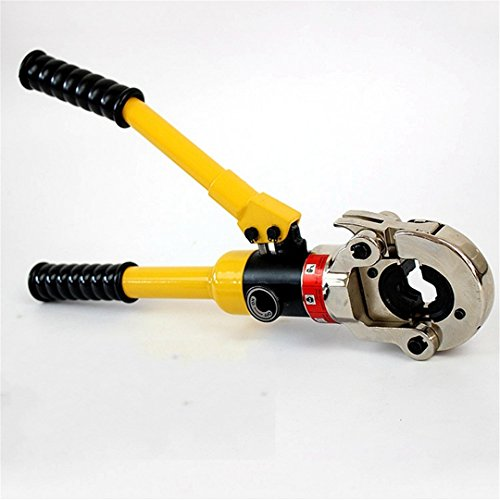Hydraulic Pex Pipe Crimping Tools For Pex,Stainless Steel And Copper Pipe With TH,U,V,M,VAU (Hydraulic Vise)