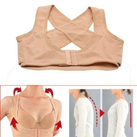 chest-brace-up-prevent-humpback-correct-posture-corset-bra-x-strap-vest-l