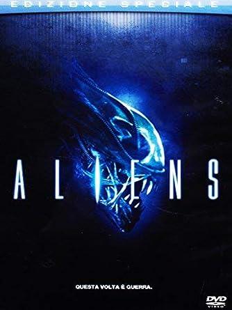 AlienS (Italian Edition)