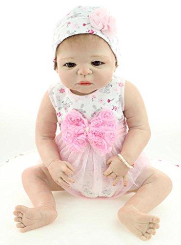 Silicone Newborn 23 Inch Anatomically Correct product image