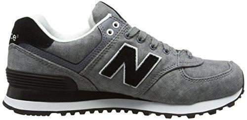 New Balance WL574SW - Zapatillas para mujer Gris (Grey)