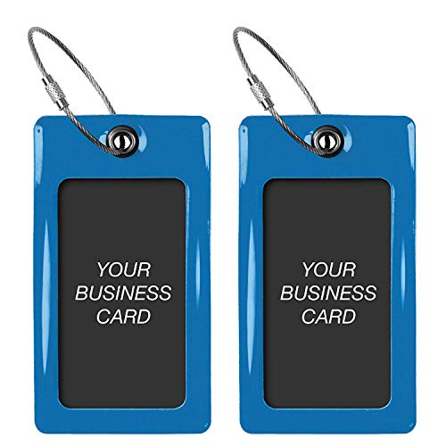 G, Business Card Holder, Suitcase Labels, Travel Accessories ()