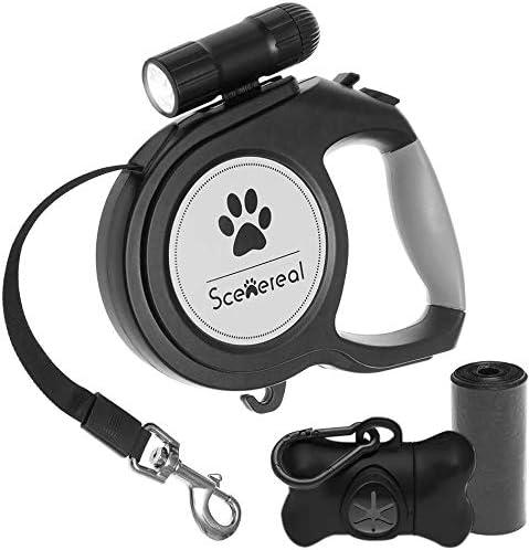 SCENEREAL Heavy Duty Retractable Dog Leash
