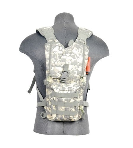 Lancer Tactical CA-321A Lightweight Airsoft Hydration Pack (ACU) For Sale