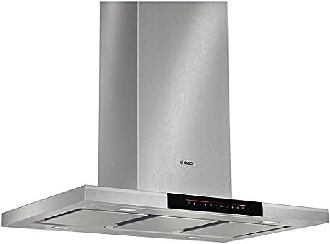 Bosch DIB091K50 - Campana (Canalizado/Recirculación, 850 m³/h, A, Montado en pared, LED, 888 Lux) Acero inoxidable: Amazon.es: Grandes electrodomésticos