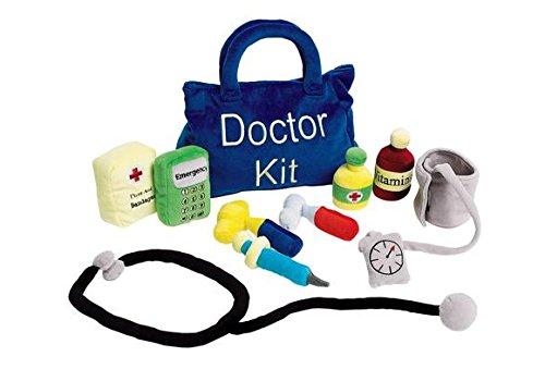 Excellerations Plush Doctor Kit - 10 Pieces (Item # PLUSHRX)