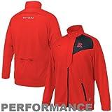 Nike Rutgers Scarlet Knights Scarlet Training Warm-Up Performance Jacket