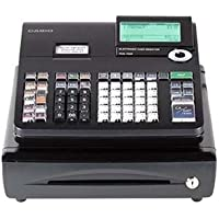 CASIO #PCR-T500 PCR-T500 10-LINE LCD 4-BILL 5-COIN 3000-PRICE LOOK-UPS 25 DEPTS