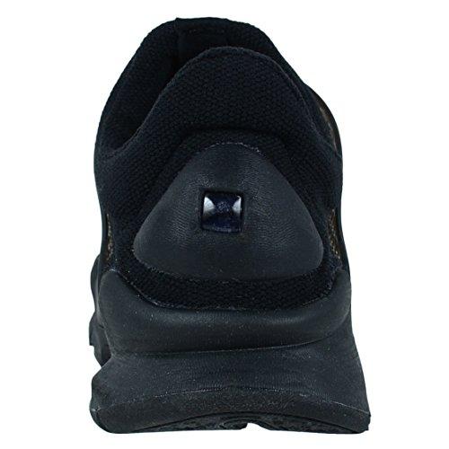 Nike Sock Dart, Zapatillas de Running para Niños, Negro (Black / Black-Volt), 36 1/2 EU