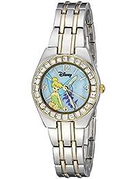Women's TK2008 Tinkerbell Two-Tone Bracelet Watch