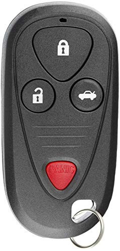 KeylessOption Keyless Entry Remote Control Car Key Fob Replacement for OUCG8D-387H-A
