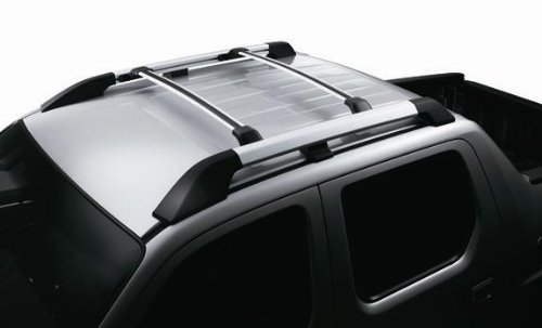 (Genuine Honda 08L02-SJC-100A Roof (Anodized) Rack)
