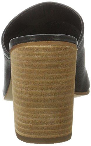 Damen toe Dorthy Schwarz Leather 97 ALDO Black Pumps Close 7t6q7wd