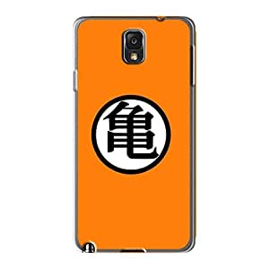 High Quality IPt1AEVW Dragon Ball Z Tpu Case For Galaxy Note 3