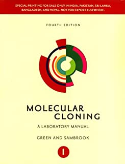 molecular cloning a laboratory manual third edition 3 volume set rh amazon com sambrook j molecular cloning a laboratory manual sambrook maniatis molecular cloning a laboratory manual
