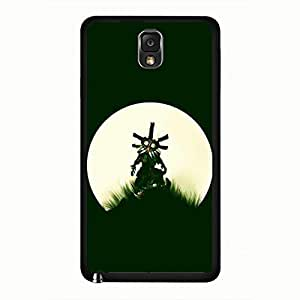 Simple Style The Legend of Zelda L Design Hard Plastic Case Cover for Samsung Galaxy Note 3
