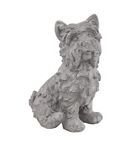 Deco 79 77949 Farmhouse Scottish Terrier Sculpture, 8