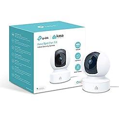 TP-LINK Kasa Indoor, 1080P HD Smart WiFi...