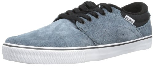 DVS Jarvis Skate Shoe,Indigo Suede,12 M US
