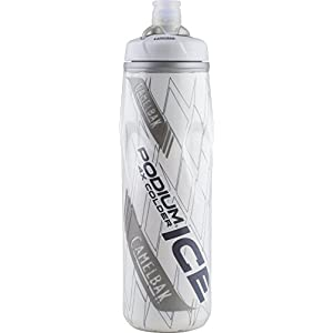 Camelbak Podium Ice Sports Bottle, 600 ml (Silver)