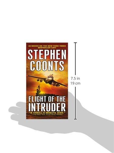 Flight of the Intruder: A Jake Grafton Novel (Jake Grafton Novels)
