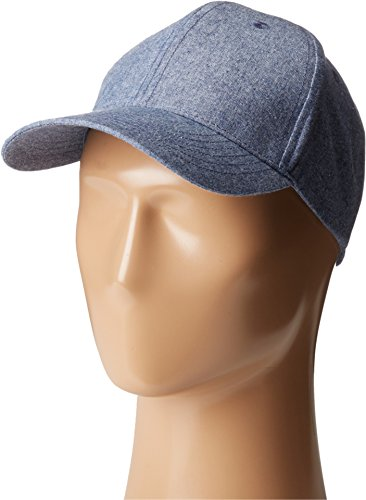 Hat Attack Women's Water Resistant Baseball Cap Navy Hat (Hat Attack Cotton Hat)