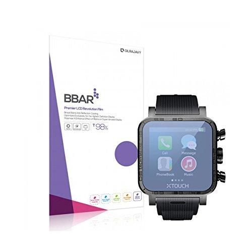 Gilrajavy Bbar Xtouch Wave HD Clean Hi Clear Screen Protector Shield Guard Super Ar Anti-Fingerprint 2Pcs