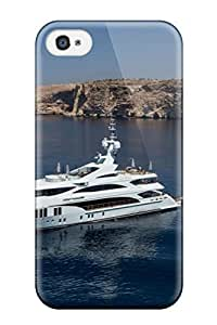 High Quality Benetti Yachts Ships Case For Iphone 4/4s / Perfect Case